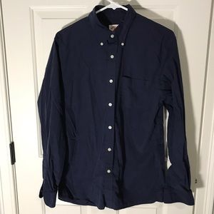 Brooks Brothers Red Fleece Button Down Size M